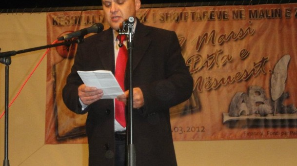 Këshilli Nacional Shqiptar në Mal të Zi shënoi ditën e mësuesit