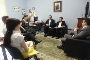 KKSH ne Tirane ne Ministrin e Arsimit dhe Sportit 1