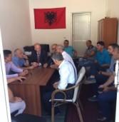 Nënkryetari i KKSH-së, Bujar Hasangjekaj priti në takim Ministrin e Infrastrukturës së Kosovës Lutfi Zharku