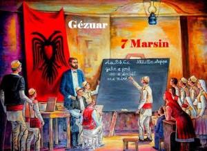Urime 7 Marsin