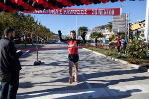Maratona e Pavarsisë Shkoder Ulqin 2017 (429) ILIR KëLLEZI