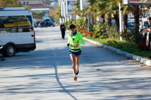 Maratona e Pavarsisë Shkoder Ulqin 2017 (561) Qëndresa Ramadani