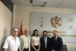 Takimi i përfaqësuesve të Këshilleve Kombëtare  me delegacionin e ODIHR-it (Misionit të Ekspertëve për të Drejtat e Njeriut)