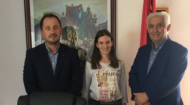 KKSH: Takim me z. Cafo Bogën,  kryetar i Fondacionit Kulturor Shqiptaro-Amerikan