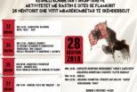 Aktivitetet e KKSH-së me rastin e 28 Nëntorit – Ditës së Flamurit dhe Vitit Mbarëkombëtar të Gjergj Kastriotit Skënderbeut
