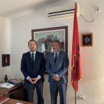 Takim me Ambasadorin e Republikës së Kosovës në Mal të Zi, SH. T. Z. Ylber Hysa