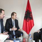 KKSH: Takimi me Kryeministrin e ardhshëm të Republikës së Kosovës, z. Albin Kurtin